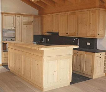 falegnamerie artigianali   Cucine rustiche in legno