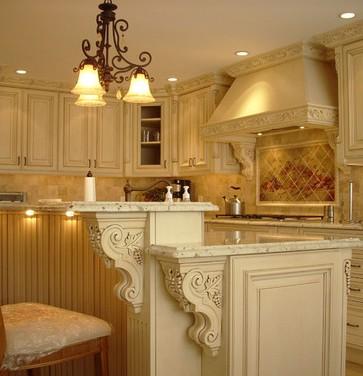 Cucine legno massello - Cucine classiche bianche ...