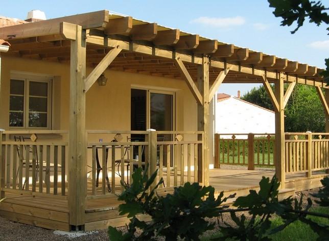 falegnamerie artigianali | Strutture in legno per esterni