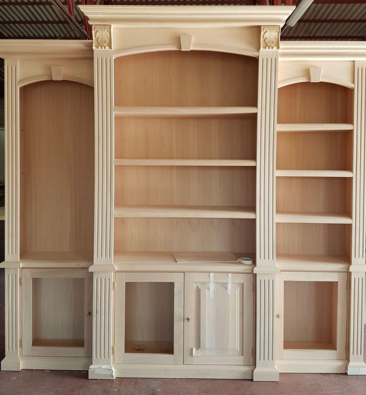 Libreria Per Libri Pesanti falegnamerie artigianali | librerie su misura